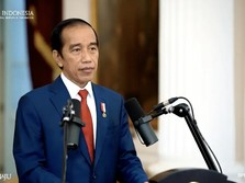 Kata Jokowi, Ekonomi RI Sudah Lewati Titik Terdalam!