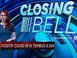 Rekor! Positif Covid-19 RI Tembus 8.369