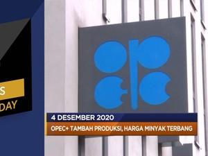 Jokowi Tetapkan Modal Bank Tanah Hingga OPEC+ Tambah Produksi