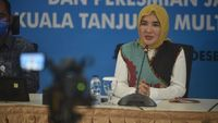 Pertamina & Pelindo 1 Bangun TBBM & Pipa Gas di Kuala Tanjung