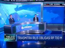 Arah Ekspansi Bisnis Triasmitra Pascarilis Obligasi Rp 700 M