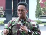 Jenderal Andika: 500 Tentara Wafat Gegara Diabetes-Stroke