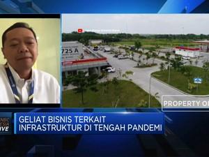 Kembangkan Bisnis Kawasan Jalan Tol, JMRB Siap IPO