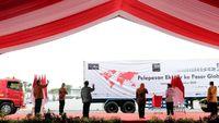 Jokowi Genjot Devisa Ekspor Rp 23 T dari Tisu Sampai Furnitur