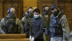 Penggal Imam, Komandan ISIS Dipenjara Seumur Hidup di Hungaria