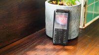 Intim dengan Nokia 8000 Reborn, Ada 4G dan WhatsApp