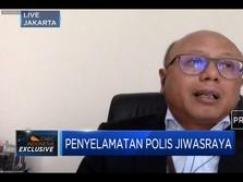 Restrukturisasi Bisnis Model, Langkah Penyelamatan Jiwasraya