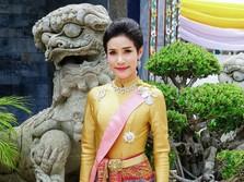 1.400 Foto Syur Selir Thailand Diduga Sengaja Dibocorkan