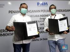 BNI dan PNM Kerjasama Pulihkan Ekonomi