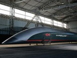 Wuss! Ini Hyperloop, Kereta Super Cepat yang Ada di Bumi