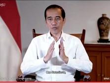 Pernyataan Lengkap Jokowi Sambut 1,2 Juta Vaksin Sinovac