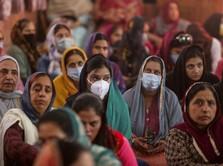 Kasus Covid-19 India Tembus 12 Juta, Ekspor Vaksin Terancam?