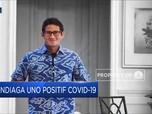 Sandiaga Uno Positif Covid-19