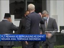 Giliran Menhan AS Temui Prabowo