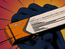 Top! RI Segera Miliki 39 Juta Dosis Vaksin Corona Sinovac