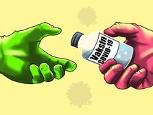 Pengusaha Percaya Vaksin Bikin Ekonomi RI Bisa Berlari Lagi