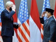 Gokil Prabowo! RI Dapat F-15 & F-18 AS, Nambah 100 Jet Tempur
