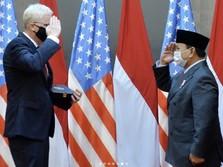 China Disebut Gelisah ke RI, Menhan AS Kunjungi Prabowo?