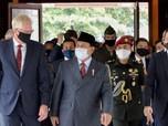 Penampakan Prabowo Disambangi Menhan AS Bos Pentagon!