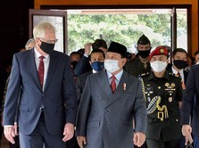 Prabowo Tiba-tiba Disambangi Menhan AS Bos Pentagon!