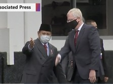 Plt Menhan AS Sowan Prabowo di Jakarta, Ada Apa Ya?