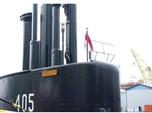 Alugoro, Kapal Selam Buatan RI Awal Cuma Bisa Nyelam 18 Meter