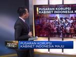Pusaran Korupsi Kabinet Indonesia Maju