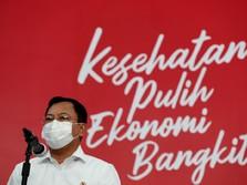DPR Terima Surat Jokowi Soal 31 Dubes Baru, Termasuk Terawan?