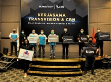 Transvision-CBN Hadirkan One Stop Solution untuk Hospitality