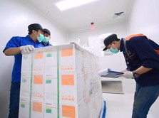 Brasil: Vaksin Sinovac Efektif 78% Lawan Covid-19