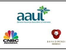 Tingkatkan Literasi, AAUI Gaet CNBC Indonesia & Daya Dimensi