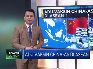Adu Vaksin China-AS di ASEAN