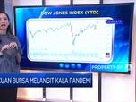 Cuan Bursa Melangit Kala Pandemi