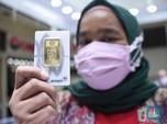 Survei Ini Tunjukan Harga Emas Antam Bakal Naik Pekan Ini