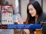 JD.com dapat Yuan Digital Hingga Undangan Trump Ditolak