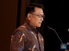 Reshuffle Kabinet Jokowi, Moeldoko Layak Dicopot dari KSP?