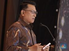 DPR Restui Soal Kementerian Baru, Istana Komentar Begini