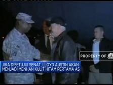 Mantan Jenderal Perang Lloyd Austin Calon Kuat Menhan AS