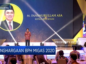 Penghargaan BPH Migas,  Kawal Energi Berkeadilan