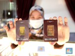 Emas Dunia Meroket Nyaris 2%, Buruan Cek Emas Pegadaian Bund!