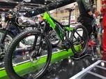 Penampakan Sepeda Kawasaki, Lebih Mahal dari Motor Ninja 400!