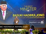 Basuki Hadimuljono, The Best Minister di CNBC Indonesia Award
