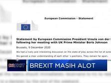 Brexit, Inggris dan Uni Eropa Masih Temui Jalan Buntu