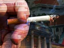 Sri Mulyani Buat Saham Rokok 'Kebakaran', IHSG Merah!