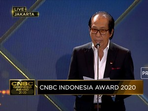 Ishadi S.K: CNBC Indonesia Award Apresiasi di Tengah Pandemi