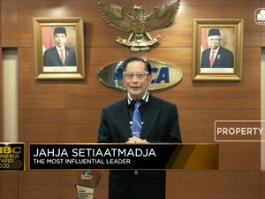 Jahja Setiaatmadja Sebagai The Most Influential Leader