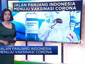 Jalan Panjang Indonesia Menuju Vaksinasi Corona