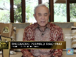 TP Rachmat Raih Lifetime Achievement di CNBC Indonesia Award