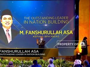 M Fanshurullah Asa, The Outstanding Leader in Nation Building