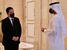Erick Rayu Arab Danai KEK Mandalika Hingga Rumah RI di Makkah